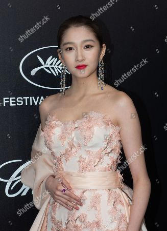 Editorial picture of Chopard Trophee dinner, 72nd Cannes Film Festival, France - 20 May 2019