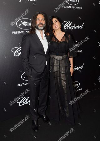 Nadine Labaki and Khaled Mouzanar