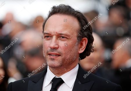 Vincent Perez at the screening of 'Once Upon a Time in Hollywood'