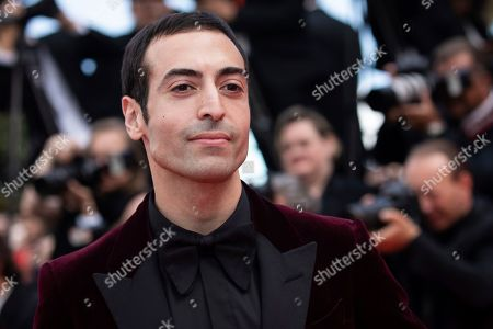 Mohammed Al Turki poses for photographers upon arrival at the premiere of the film 'Once Upon a Time in Hollywood' at the 72nd international film festival, Cannes, southern France