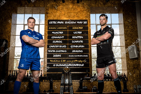 Guinness PRO14 Final Photocall