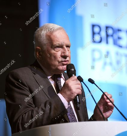 Stock Photo of Vaclav Klaus