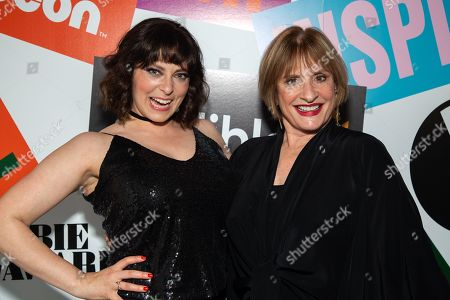 Rachel Bloom and Patti Lupone