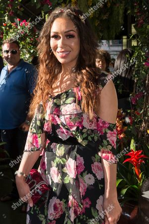 Editorial picture of 'The Jamaica One Love Garden' launch, London, UK - 21 May 2019