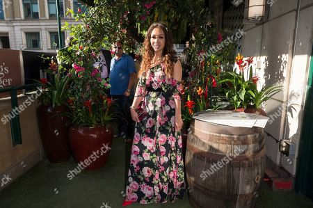 Editorial photo of 'The Jamaica One Love Garden' launch, London, UK - 21 May 2019