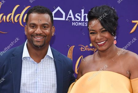Editorial image of 'Aladdin' film premiere, Arrivals, El Capitan Theatre, Los Angeles, USA - 21 May 2019