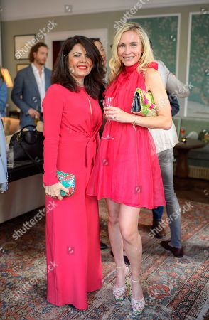 Editorial picture of The Opening of Upstairs at No. Fifty Cheyne for Chelsea Flower Show, London, UK - 21 May 2019