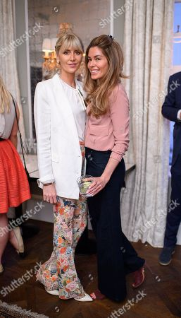 Lady Emily Horner and Sophie Stanbury
