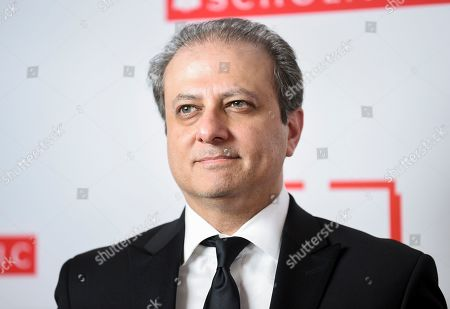 Former United States Attorney for the Southern District of New York and author Preet Bharara attends the 2019 PEN America Literary Gala at the American Museum of Natural History, in New York