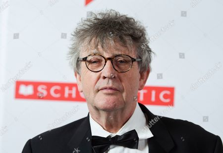 Poet Paul Muldoon attends the 2019 PEN America Literary Gala at the American Museum of Natural History, in New York