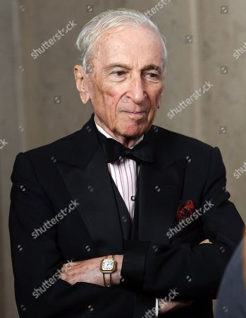 Gay Talese attends the 2019 PEN America Literary Gala at the American Museum of Natural History, in New York