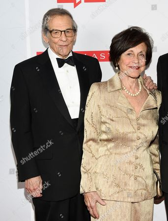 Robert Caro, Ina Caro. Author Robert Caro and wife Ina Caro attend the 2019 PEN America Literary Gala at the American Museum of Natural History, in New York