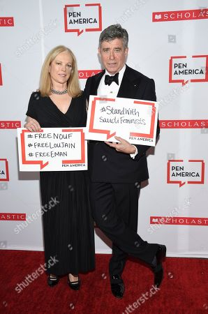 Editorial picture of 2019 PEN America Literary Gala, New York, USA - 21 May 2019