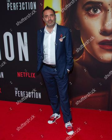 "Richard Shepard attends a special screening of Netflix's ""The Perfection"" at Metrograph, in New York"