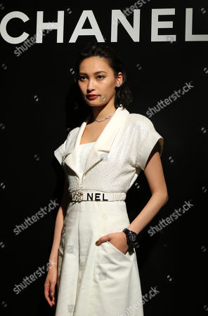 Editorial photo of Chanel watch launch event, Tokyo, Japan - 21 May 2019