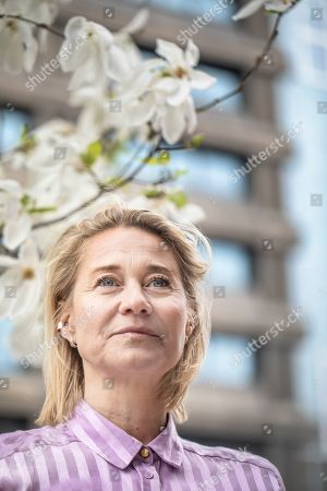 Stock Image of Trine Dyrholm