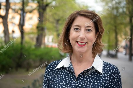 Editorial picture of Jenny Colgan photocall, Stockholm, Sweden - 07 May 2019