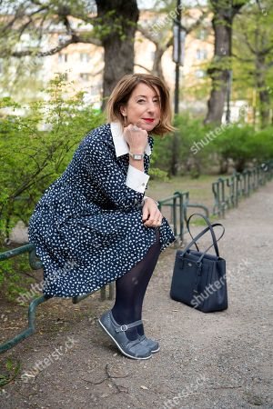 Editorial image of Jenny Colgan photocall, Stockholm, Sweden - 07 May 2019