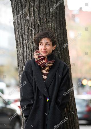 Stock Picture of Alice Zeniter