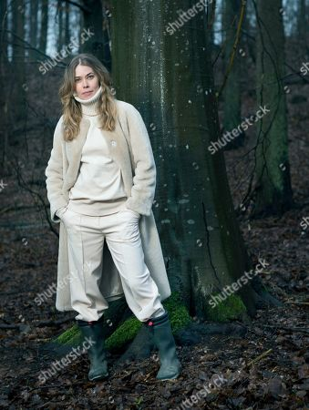 Editorial picture of Birgitte Hjort Sorensen photocall, North Zealand, Denmark - 05 Apr 2018