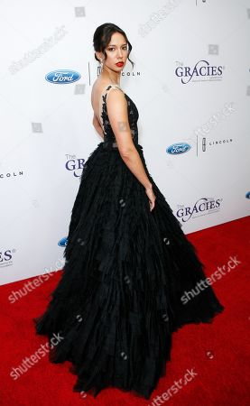 Editorial image of 44th Annual Gracie Awards, Arrivals, Beverly Wilshire, Los Angeles, USA - 21 May 2019