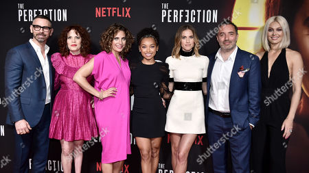 Eric Charmelo, Nicole Snyder, Stacey Reiss, Logan Browning, Allison Williams, Richard Shepard, Alaina Huffman