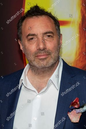 "Stock Photo of Richard Shepard attends a special screening of Netflix's ""The Perfection"" at Metrograph, in New York"