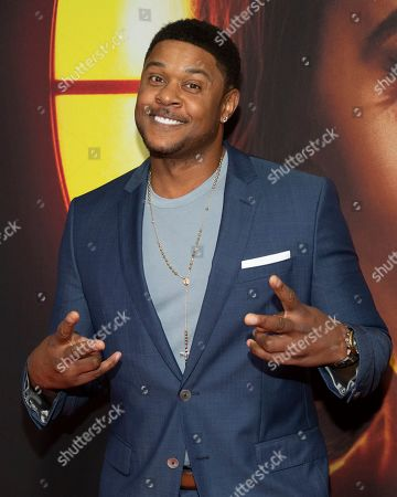 """Pooch Hall attends a special screening of Netflix's """"The Perfection"""" at Metrograph, in New York"""