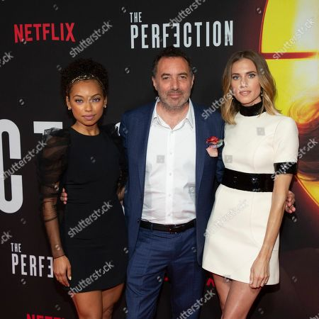 "Editorial photo of NY Special Screening of ""The Perfection"", New York, USA - 21 May 2019"