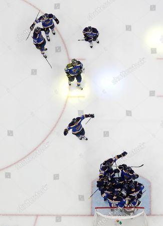 San Jose Sharks v St. Louis Blues, Game 6