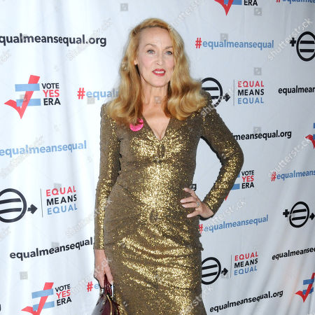 Stock Image of Jerry Hall