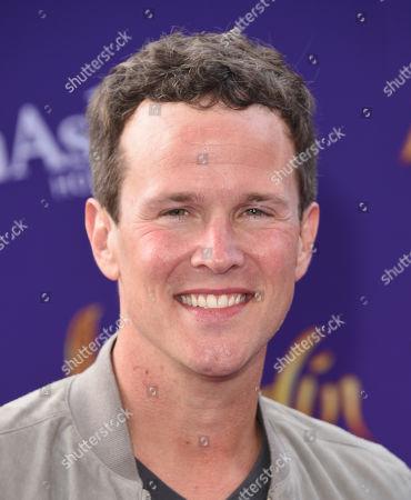 Stock Photo of Scott Weinger