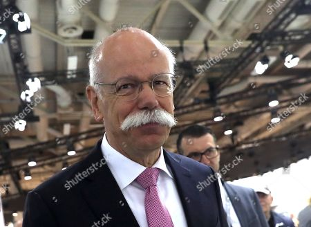 Daimler AG CEO Dieter Zetsche during the Daimler AG annual general meeting (AGM) in Berlin, Germany, 22 May 2019. Daimler shareholders are gathering for the annual shareholders' meeting.
