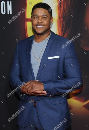 Editorial image of 'The Perfection' film screening, Arrivals, New York, USA - 21 May 2019