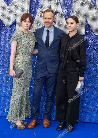 Steven MacKintosh and guests
