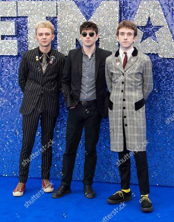 Editorial image of 'Rocketman' film premiere, London, UK - 20 May 2019
