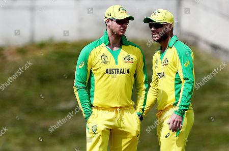 West Indies v Australia, ICC World Cup warm up match