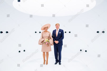 King Willem-Alexander and Queen Maxima visit to Germany, Day 3