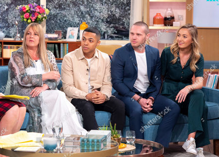 Lorraine Stanley, Zack Morris, Danny Walters and Tilly Keeper