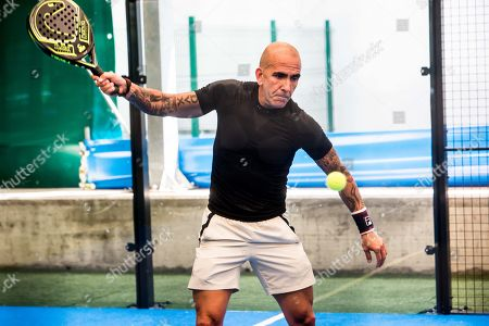 Editorial picture of Padel tournament, Milan, Italy - 21 May 2019