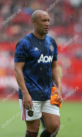 Mikael Silvestre of Manchester United
