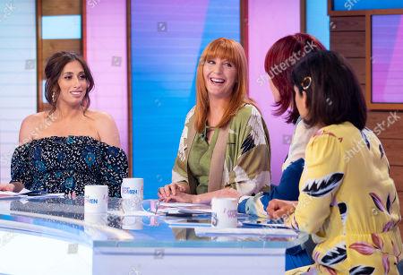 Editorial image of 'Loose Women' TV show, London, UK - 22 May 2019