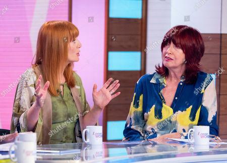 Editorial photo of 'Loose Women' TV show, London, UK - 22 May 2019
