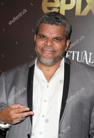 Stock Picture of Luis Guzman