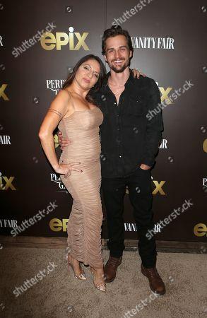 Veronica Falcon and Jon-Michael Ecker