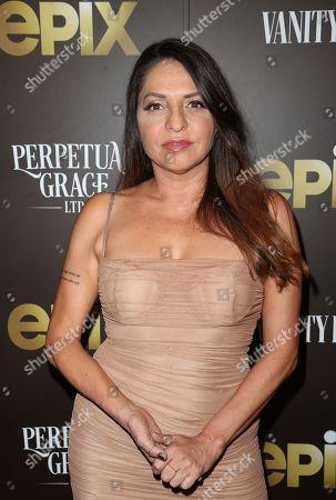 Stock Image of Veronica Falcon