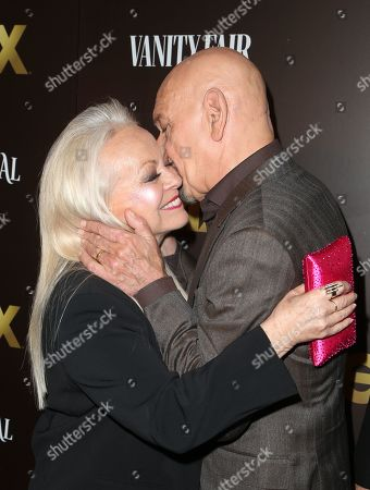 Stock Photo of Jacki Weaver and Sir Ben Kingsley