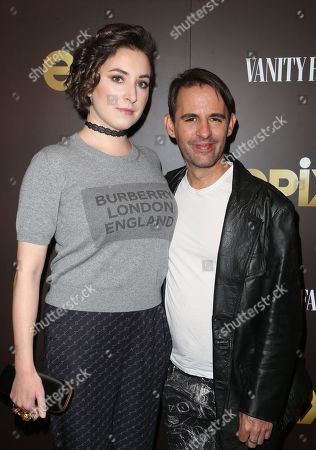 Adele Heather Taylor, Roberto Orci