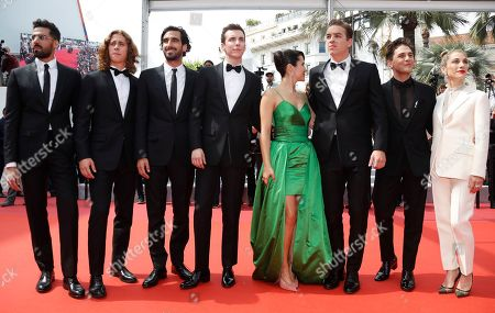 Editorial picture of Matthias and Maxime Premiere - 72nd Cannes Film Festival, France - 22 May 2019