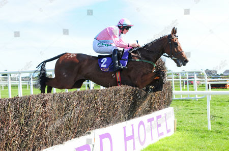 WEXFORD PONT AVEN and Paul Townend win the Vinegar Hill Beginners Chase. Healy Racing